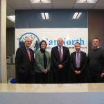 Ambassador's Visit to CanNorth - March 27 2014